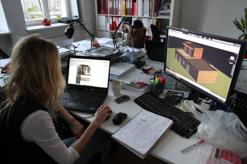 Quadrapol : bureau d'études et atelier d'architecte