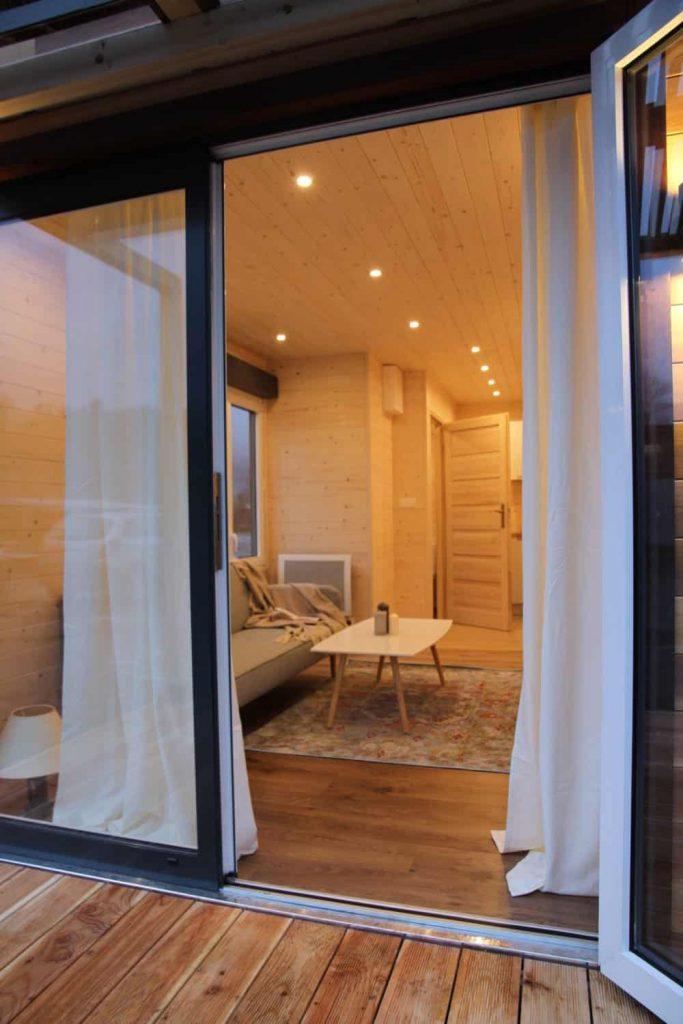 Studio de jardin habitable Twenty V2 - Terrasse
