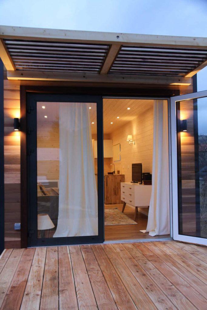 Studio de jardin habitable Twenty V2 - Entrée