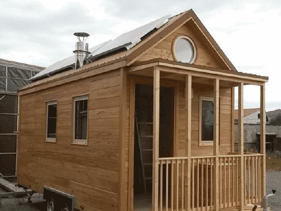 Acheter une Tiny House Hydi - Extérieur