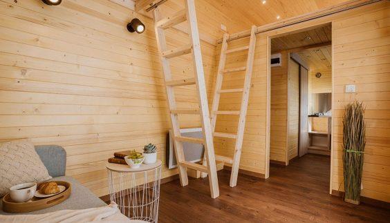 Tiny house Colibri