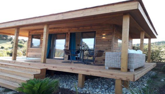 Studio de Jardin Quadrapol Modèle Cabane du Pecheur