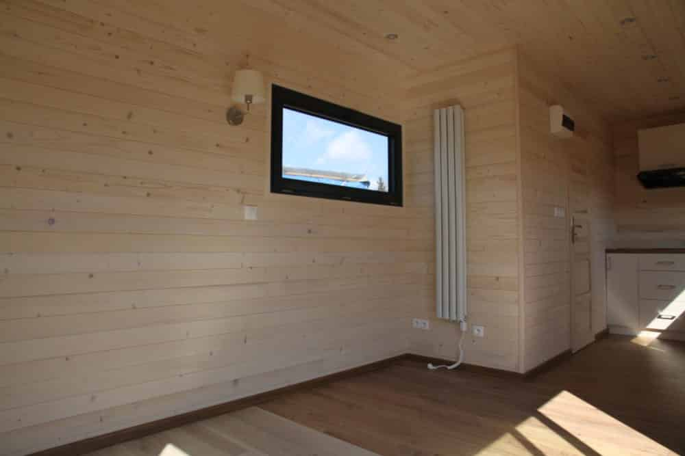 Studio de jardin habitable Twenty V2 - Intérieur