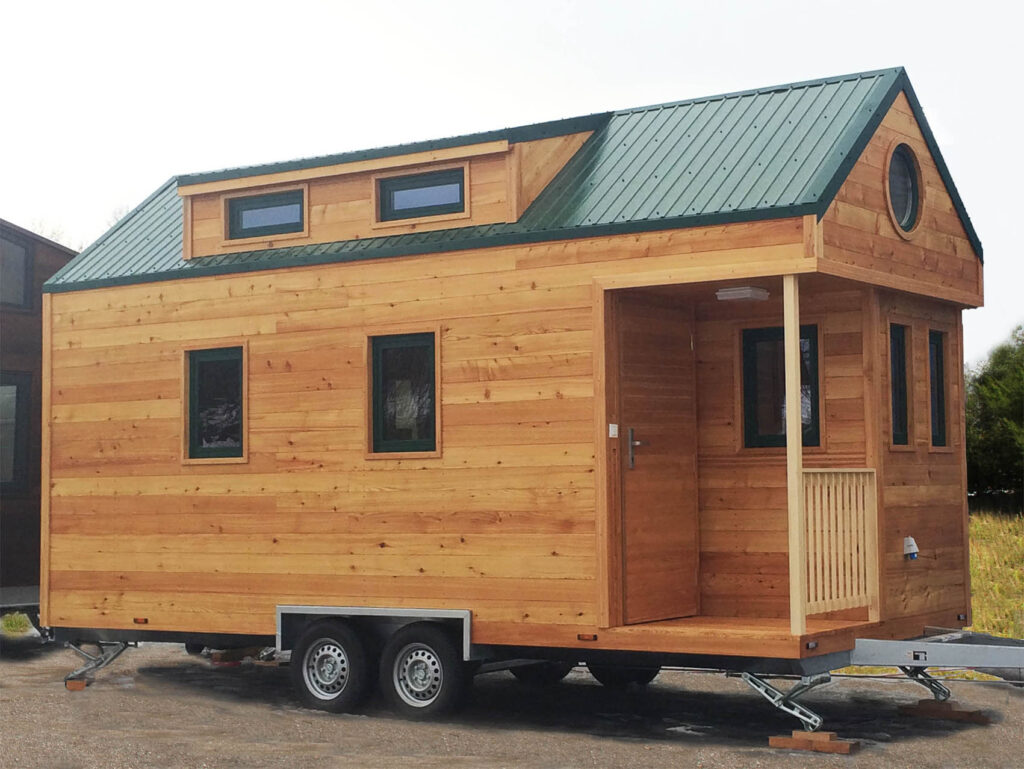 Photo de la Tiny House Carol